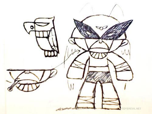 Birdman-original-sketch