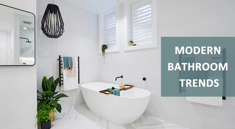 Ultra-Modern Bathroom Ideas and Trends in 2019