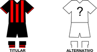 Uniforme Selección de la Liga Deportiva Aborígenes del Chaco Central
