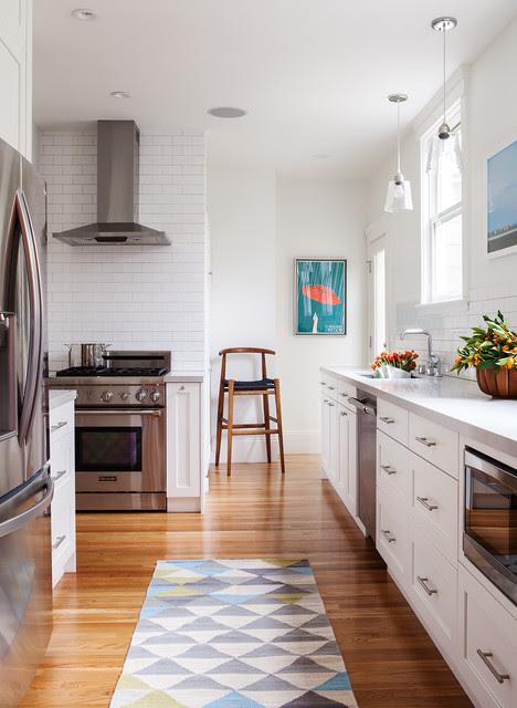17 Modern Scandinavian Kitchen Design Ideas - Style Motivation