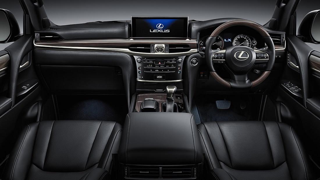 Lexus Malaysia Announces Price Reduction For Lexus LX 570