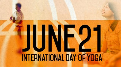 International Yoga Day 2015 Wishes Youthgiricom Online Portal