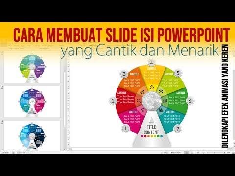 Power Point - Cara Membuat Slide Isi yang Menarik nan Cantik