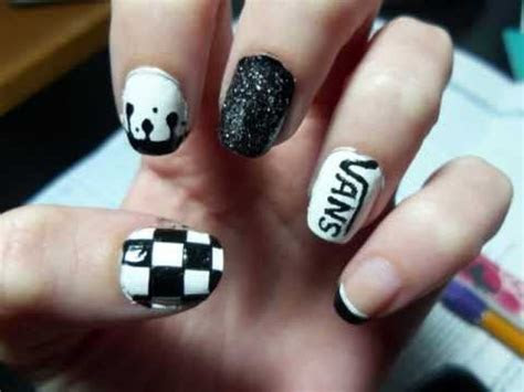vans nails youtube