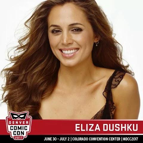 Eliza Dushku Denver Comic Con