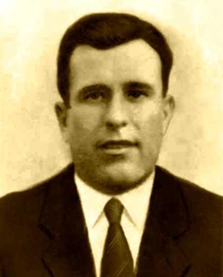 """""""El Manco de La Pesquera"""" el dia de les seves noces (23 d'abril de 1933)"""