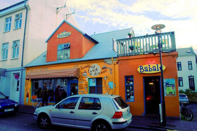 Stofan Cafe