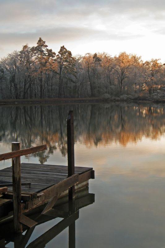Cold Cox Lake
