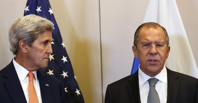 Russia, U.S. Announce New Peace Plan For Syria