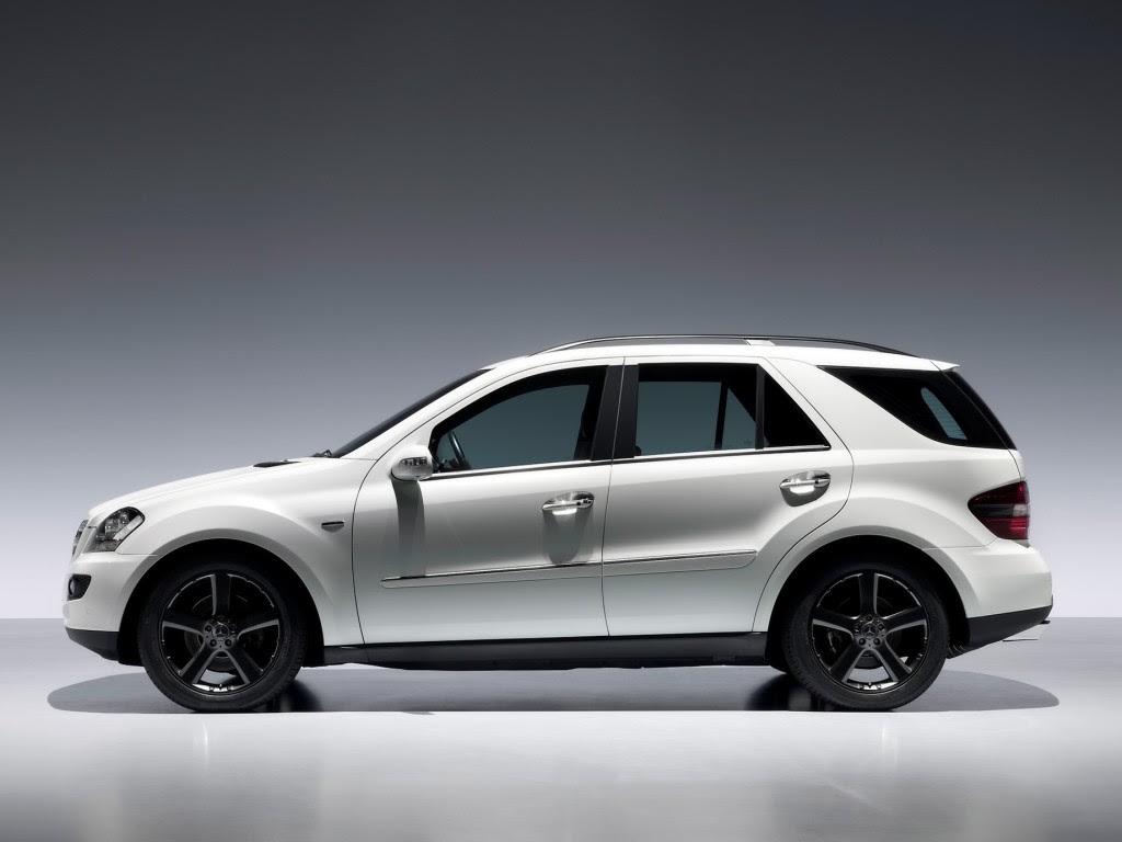 2010 Mercedes-Benz M-Class - Exterior Pictures - CarGurus