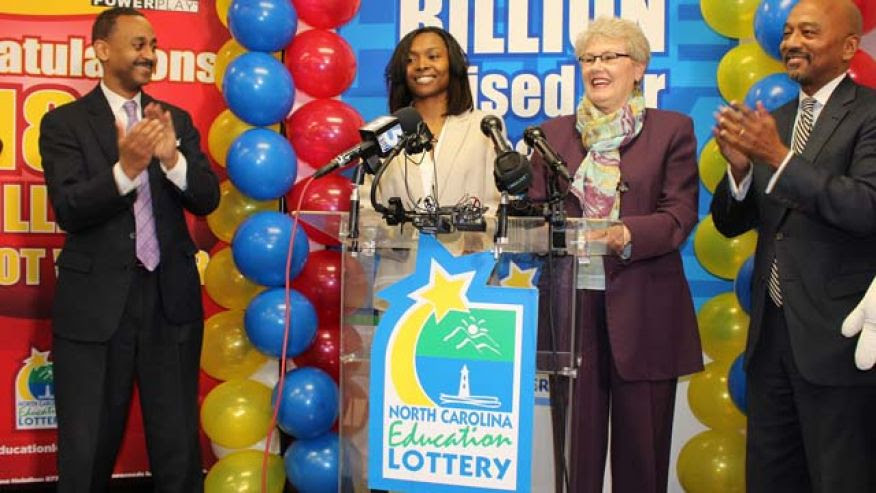 Hard-luck Maryland town gets a US$ million Powerball win | CTV News