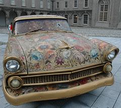 Ayate Car, 1997 IMMA, Cars, Motors, Exhibition, Vintage, FX777222999
