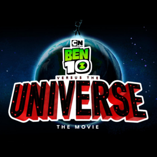 "Ben 10'in yeni filmi ""Ben 10 Versus the Universe: The Movie""."