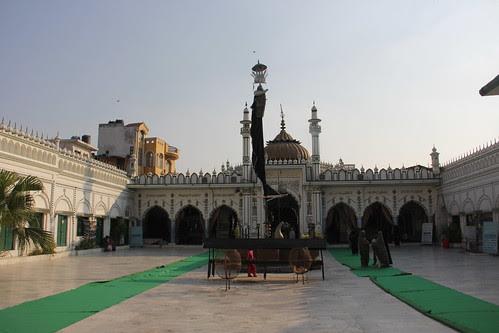 Dargah Hazrat Abbas Lucknow by firoze shakir photographerno1