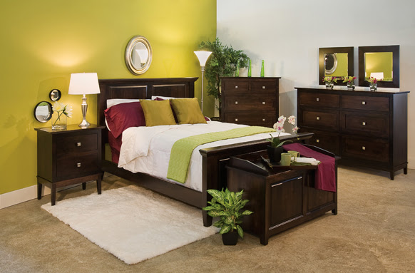 Schwartz Amish Bedroom Set Arrivals