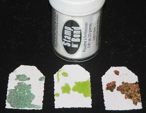 Embossing Powders 008