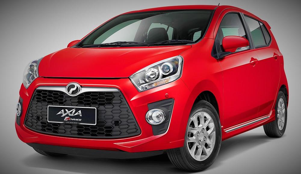 Perodua Axia kini 250,000 unit telah terjual  Careta