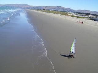 ニュージーランド クライストチャーチ 写真 海 画像