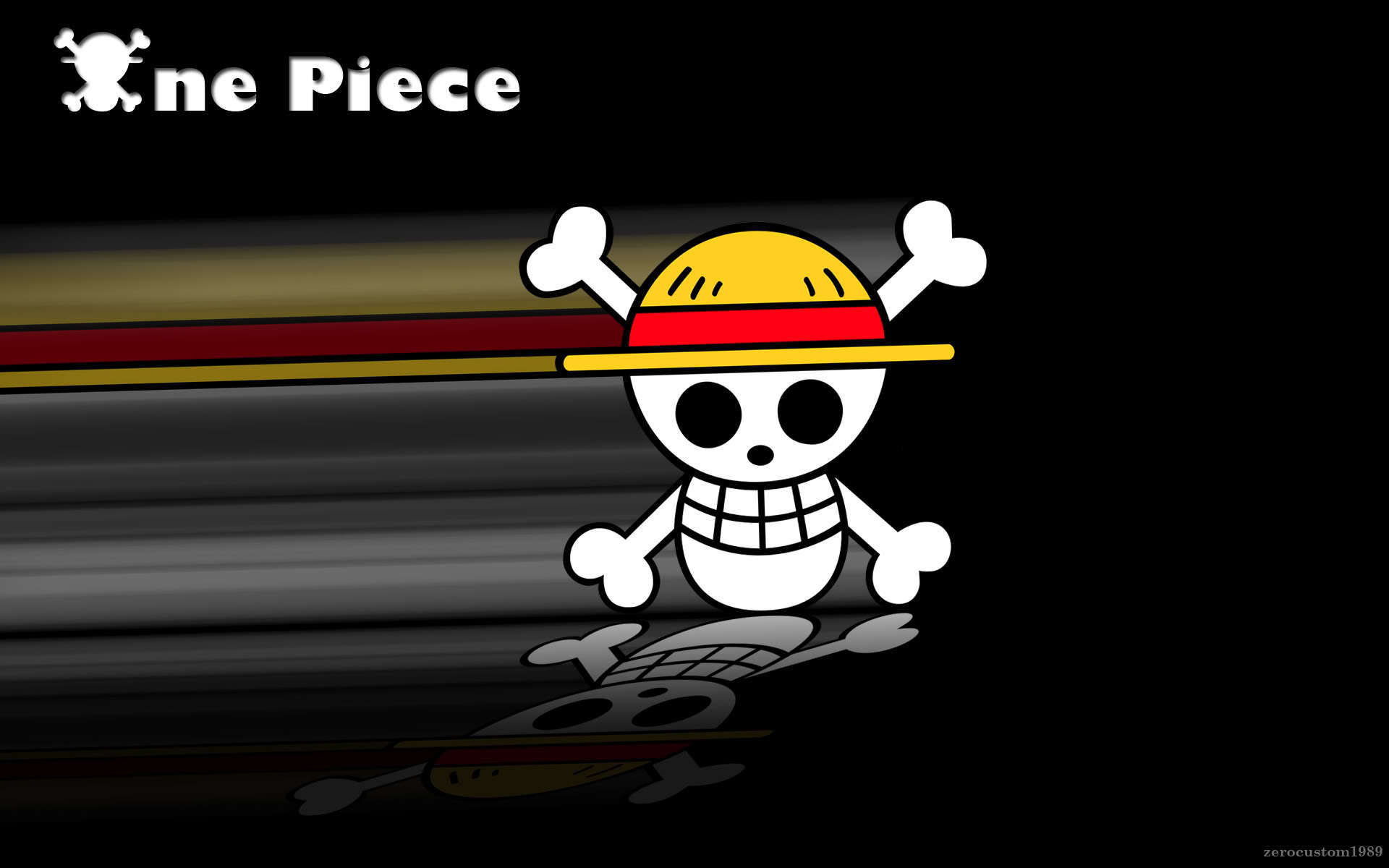Jolly Roger One Piece All Arrembaggio Wallpaper 10388643