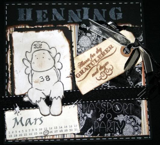 Elsklingen min Henning 38 år