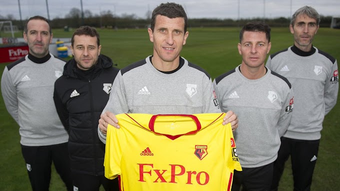 Zigor Aranalde Named Among Watford's New Coaching Line-Up