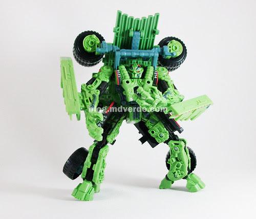 Transformers Long Haul RotF Voyager - modo robot