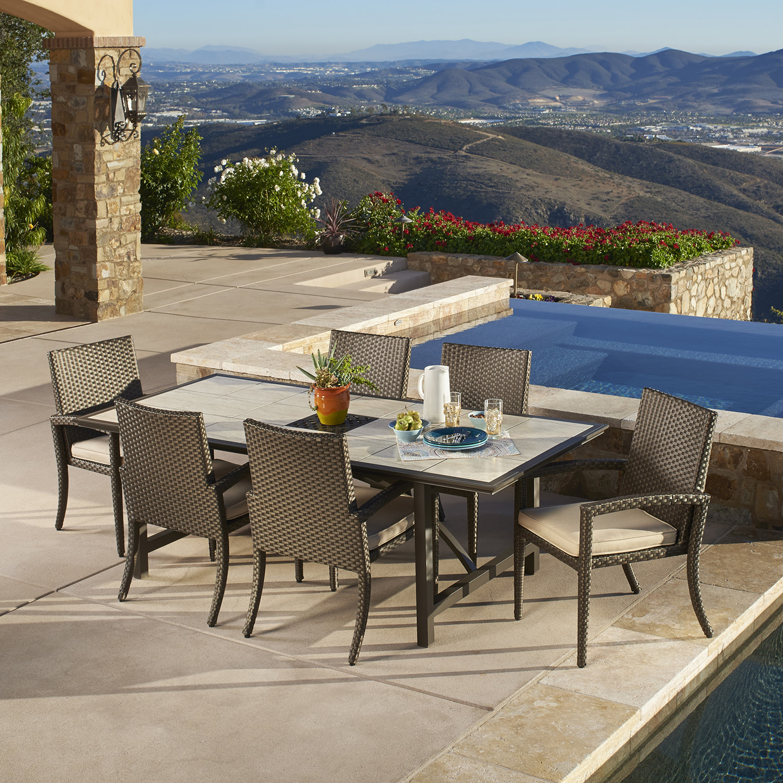 Sidney 22pc Estate Collection | Mission Hills Furniture