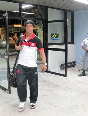 Ronaldinho Gaúcho (Foto: Richard Souza / Globoesporte.com)