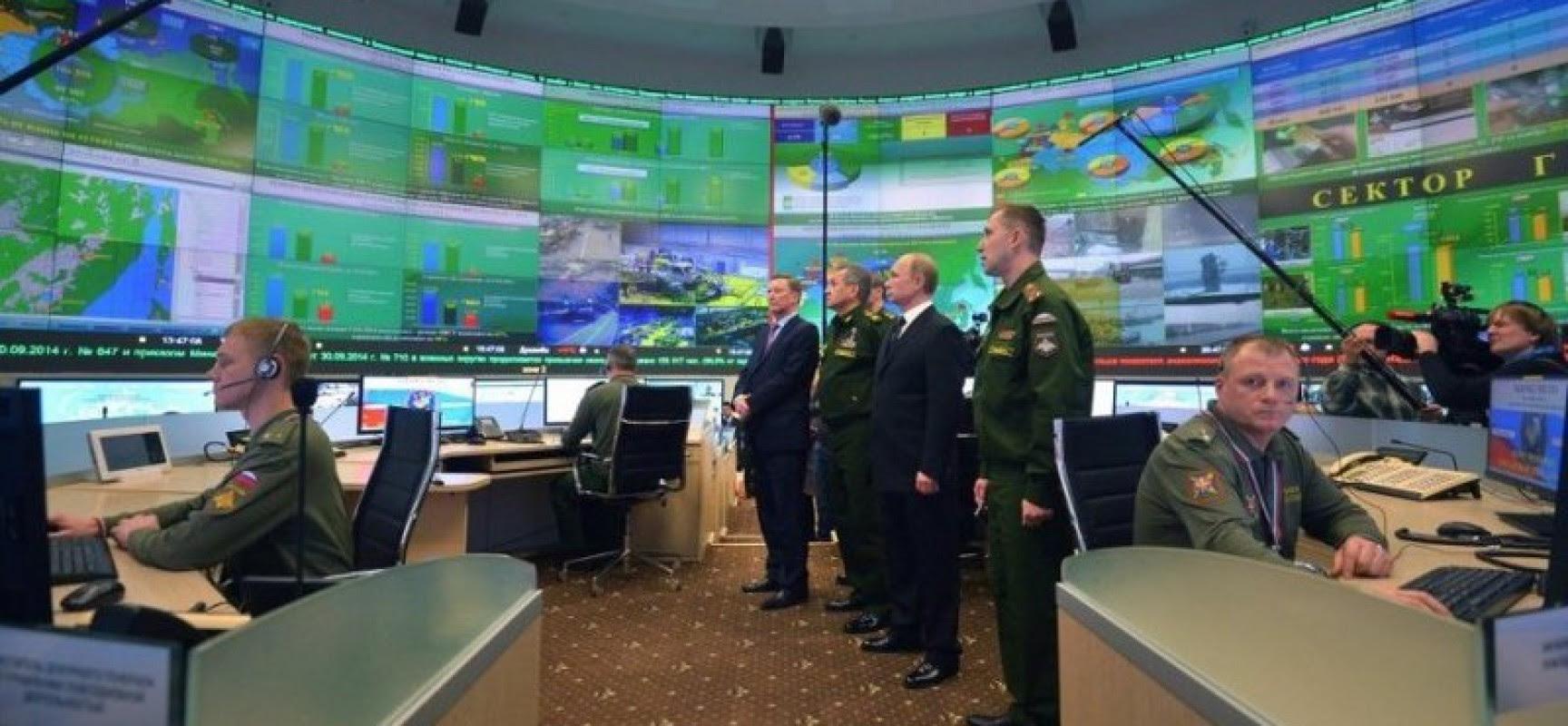 L'arme ultrasecrète qui permet à Poutine d'assoir sa suprématie dans la guerre radio électronique en  Syrie ?