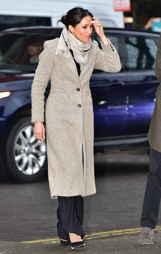 meghan markle's fashion statement proves she wears the