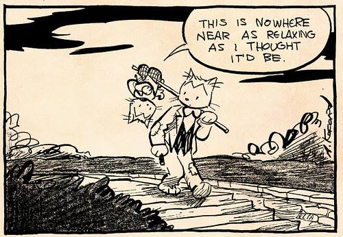 Laugh-Out-Loud Cats #2049 by Ape Lad