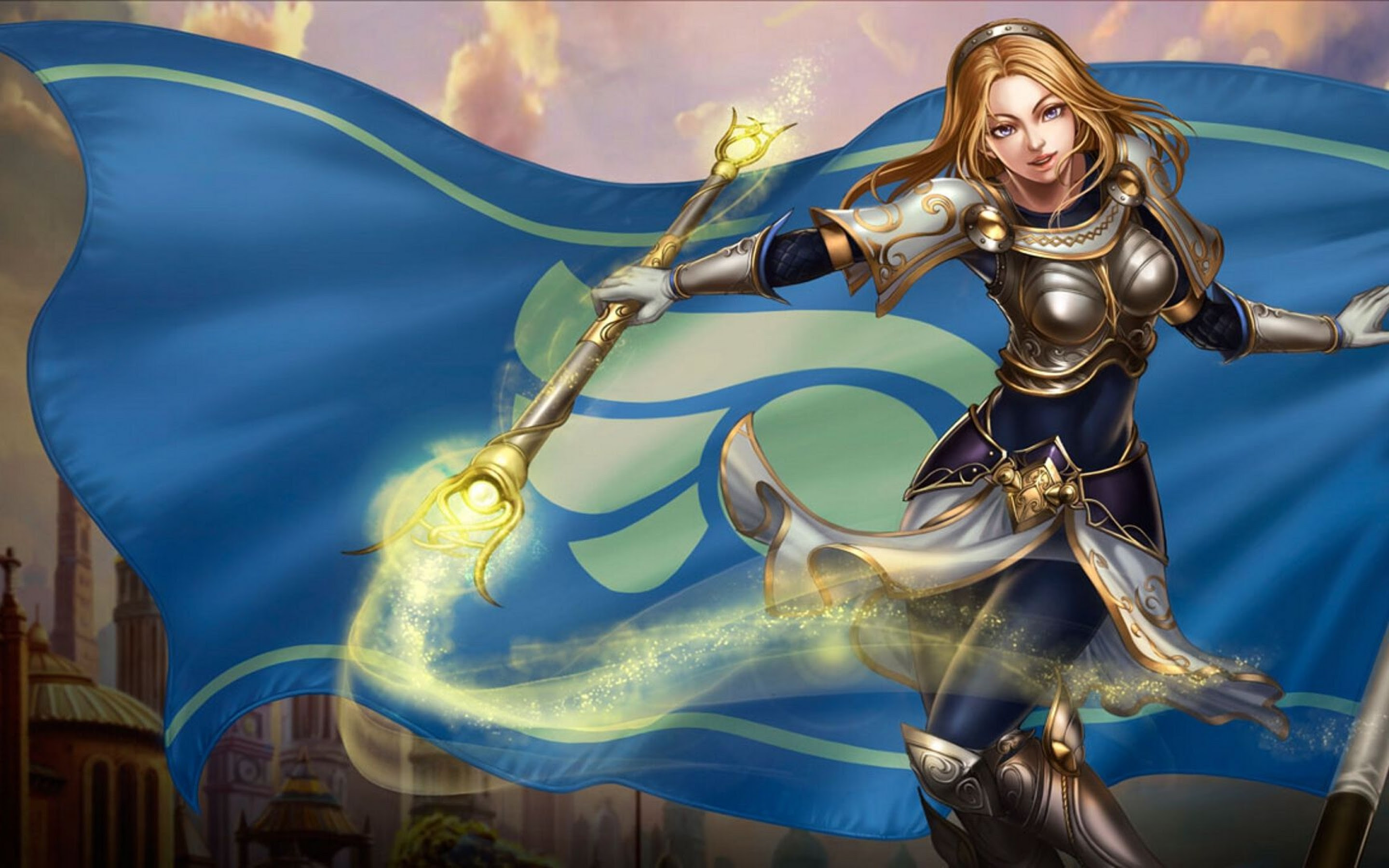 Lux League Of Legends Wallpaper 2880x1800 25706