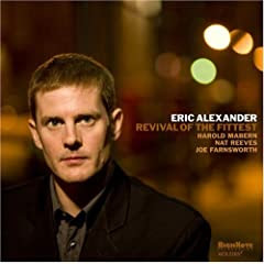 Eric Alexander Revival Of The Fittest cover