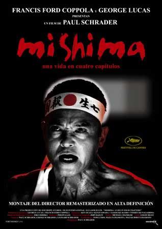 Mishima: Una vida en cuatro capítulos (Paul Schrader, 1.985)