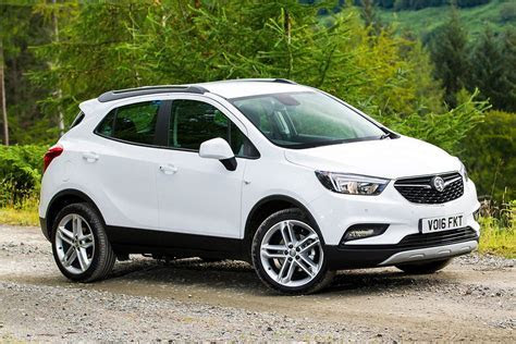 Vauxhall Mokka X 1.6 CDTi 2016 Road Test   Road Tests   Honest John