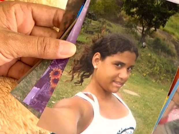 Luiza Paula foi uma das vítimas do massacre em Realengo. (Foto: Reprodução/ TV Globo)