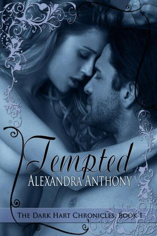 Tempted (The Dark Hart Chronicles, #1)