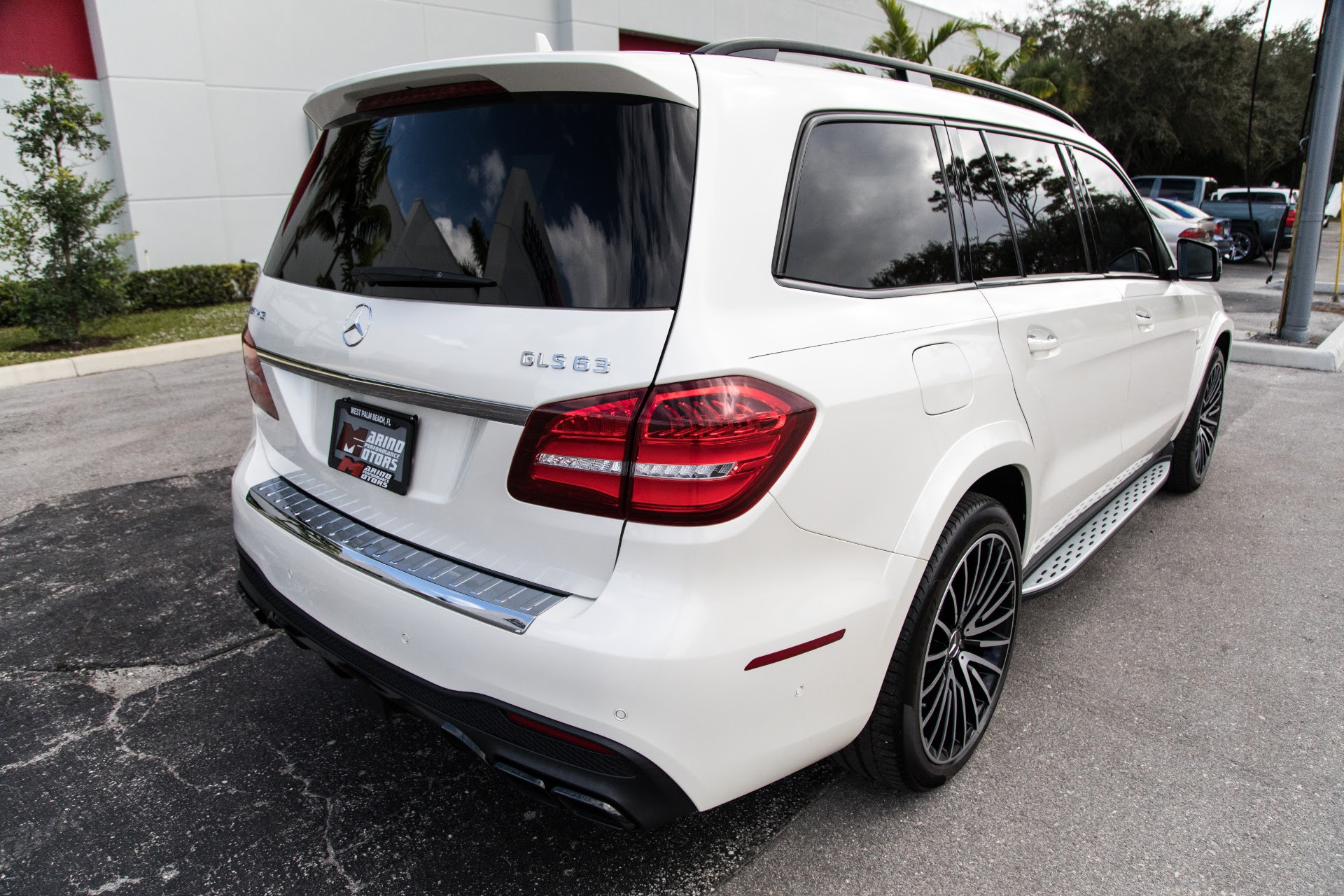 Used 2017 Mercedes-Benz GLS AMG GLS 63 For Sale (Special ...