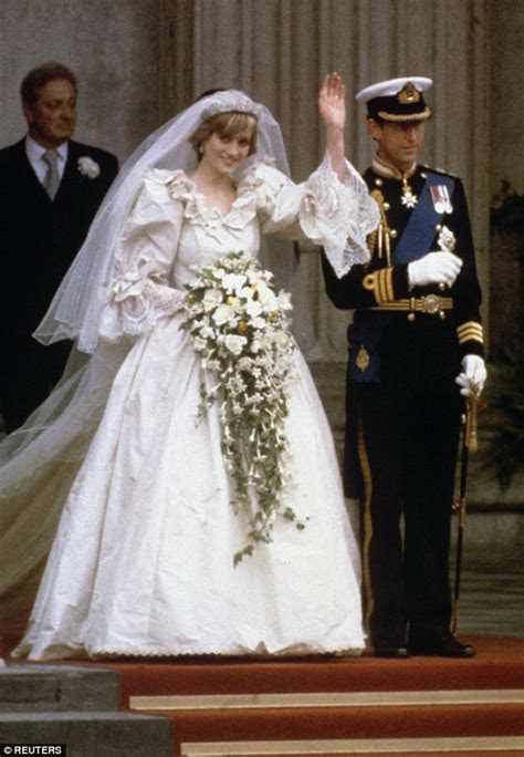 Princess Diana's wedding dress designer reveals what gown