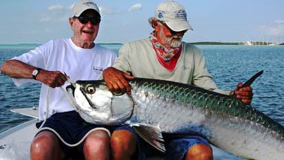 Bush Fishing