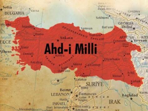 Πρόκληση! Χάρτης με Θεσσαλονίκη και Αιγαίο στα τουρκικά χρώματα!