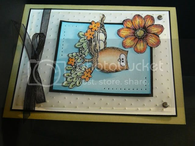 Owl Always Love You - Gina K Designs, Touch of Nature - Stampin' Up!