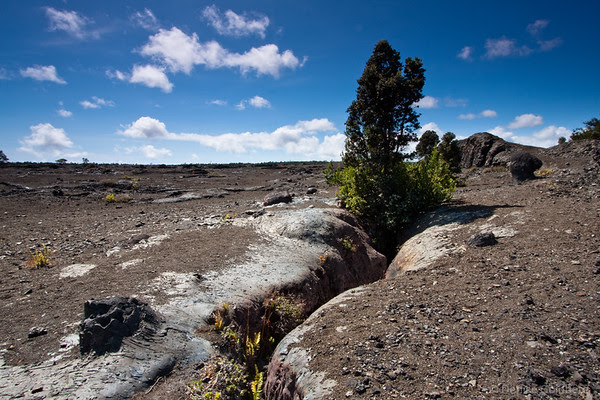 moonscape, hawaii volcanoes national park