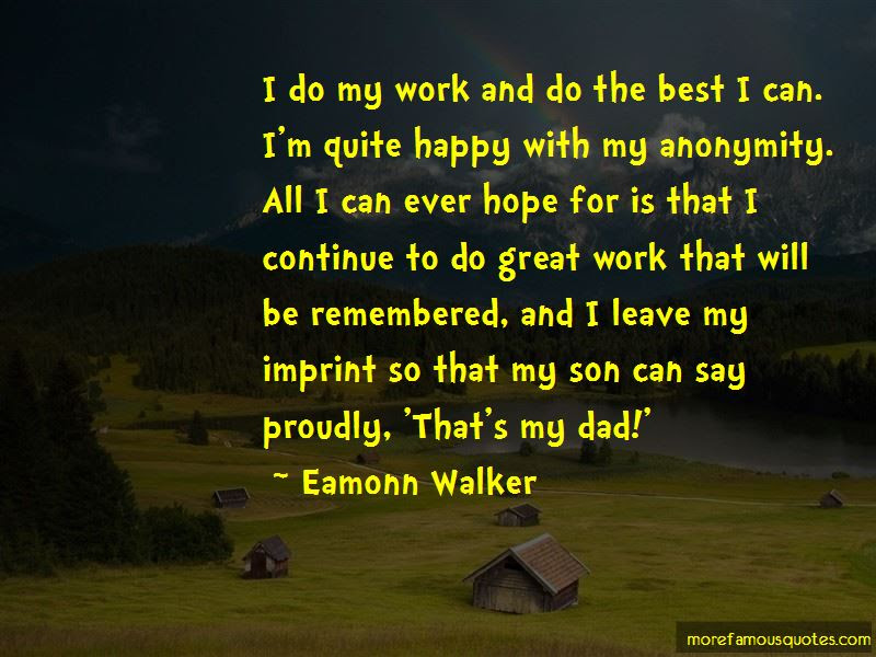 Dad N Son Quotes Top 32 Quotes About Dad N Son From Famous Authors