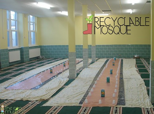 Our eco mosque's healthy Ramadan plans