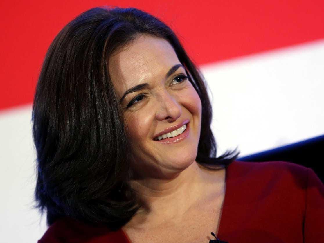 AGE 45: Sheryl Sandberg