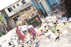 clean up ..bandra bazar the quintessential garbage queen of the suburbs by firoze shakir photographerno1