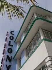 Colony Hotel, Miami, Florida