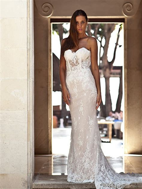 Fit & Flare Wedding Dresses   Always and Forever Bridal