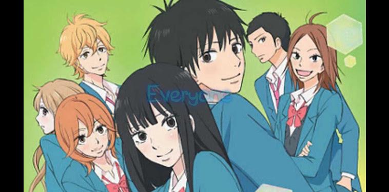 Kimi Ni Todoke Anime Cast